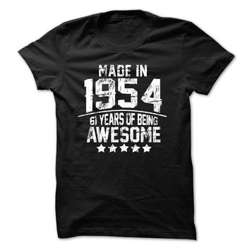 Made In 1954 Age - 61 Yea