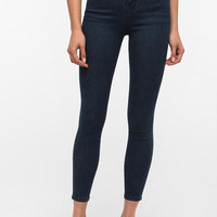 BDG High-Rise Seamed Cigarette Jean - Pure Blue