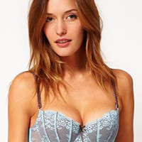 Elle Macpherson Dentelle Contour Bra at asos.com
