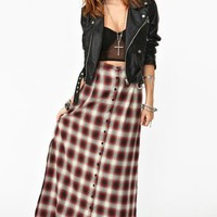 Nevermind Maxi Skirt