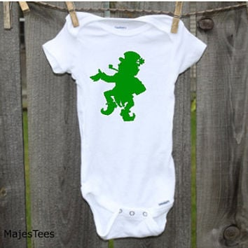 Leprechaun Irish Onesuits®, Irish Baby, Toddler, kids