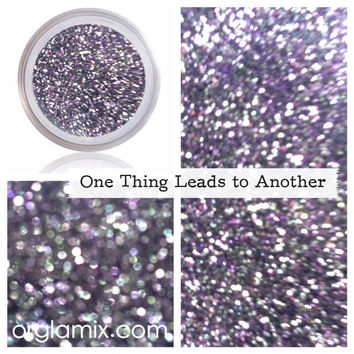 One Thing Leads to Another Glitter Pigment