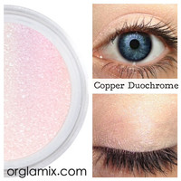 Copper Duochrome Eyeshadow Effects - Loose