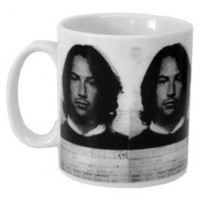 Keanu Reeves Mugshot | Celebrity | Art Meets Matter