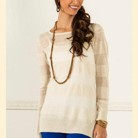 Au Naturale Sweater
