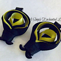 A Simply Enchanted Life | Bumble Bee Ribbon Sculpture (Hairclips) | Online Store Powered by Storenvy