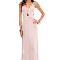 Modal Behavior Maxi Dress $58