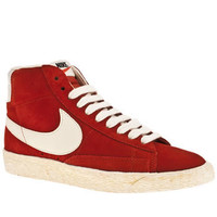 Women's Red Nike Blazer Mid at Schuh
