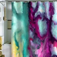 DENY Designs Home Accessories | Jacqueline Maldonado Armor Shower Curtain