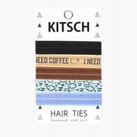 Coffee Please Hair Ties
