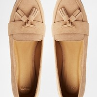 ASOS MENTION Leather Loafers