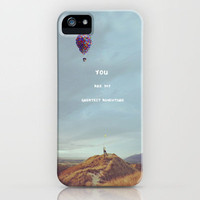 Waltz for Ellie iPhone Case by Maʁϟ & The Mσon | Society6