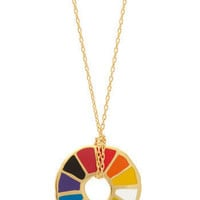 Corked Necklace in Color Wheel | Mod Retro Vintage Necklaces | ModCloth.com