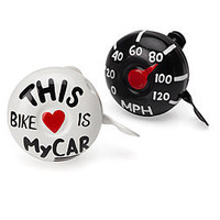 Novelty Accessories For Bicycles | Bike Bells | Z Gallerie