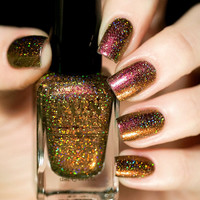 Fun Lacquer Burnin' Up (H) Nail Polish (2015 New Year Collection) - - Burnin' Up (H) / 2015 New Year