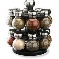 Olde Thompson 16-jar Orbit Spice Rack | Overstock.com