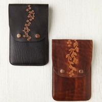 Free People Leather iPhone Wallet