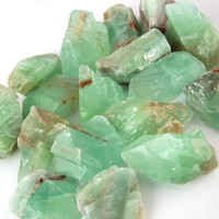Emerald Calcite, Imported from Mexico