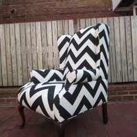 ACCENT CHAIR - CHECKMATE