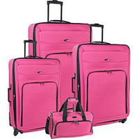 Pierre Cardin Luggage - Luggage Sets Volnay 4-Piece Set 0201P - Luggage Online