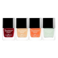 Women's butter LONDON 'High Tea' Nail Lacquer Set ($40 Value)