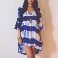 Go With The Flow Dress -