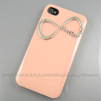 IPhone 4 Case, iPhone 4s Case,One Direction Pink Hard iphone Case,Great Gift for Directioner