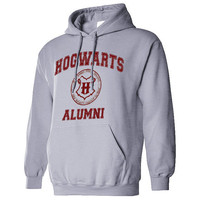 Hogwarts Alumni Parody Hoodie Sweatshirt, Harry Potter Inspired Hoodie