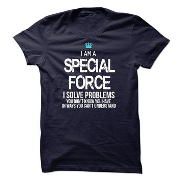 I am a Special Force