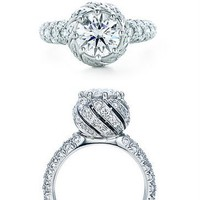 Tiffany &amp; Co. | Engagement Rings | Jean Schlumberger Buds Ring | United States