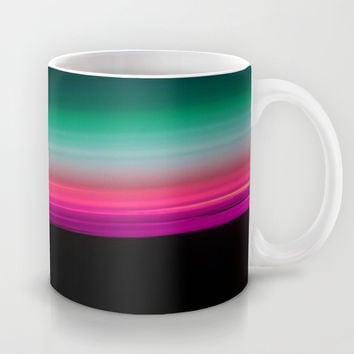 Fuchsia to Teal Smooth Ombre Mug by 2sweet4words Designs