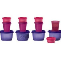 Tupperware | Mega Mini 12-Pc. Set