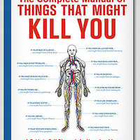 Manual of Things That Might Kill You | PLASTICLAND