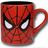 ROCKWORLDEAST - Spider-Man, Coffee Mug, Face