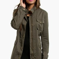 Safari Jacket $54