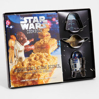Star Wars Cookbook With Cookie Cutters