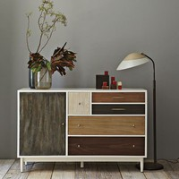 Patchwork Dresser
