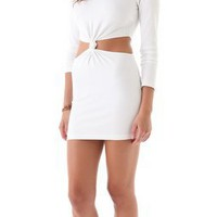 Torn by Ronny Kobo Allison Mini Dress | SHOPBOP