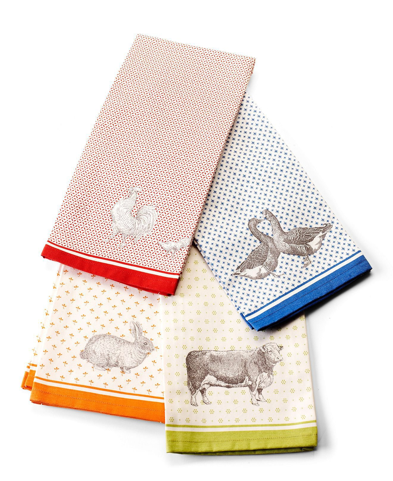 Martha Stewart Kitchen Towels: Martha Stewart Collection Kitchen Towels, From Macy's
