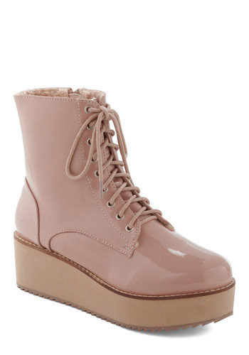 Marching in Rose Boot | Mod Retro Vintage Boots | ModCloth.com