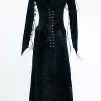 Bellatrix Harry Potter Costume Dress Adult Custom by Bbeauty79