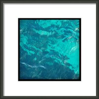 #mediterranean #blue ... #latergram Framed Print By Alexandra Cook