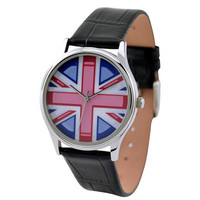 3D UK Flag Watch