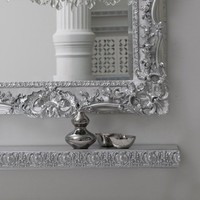 moulure ledge - silver : brocade home