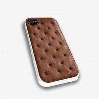 Ice Cream Sandwich -  iPhone case for iphone 4 and 4S (iPhone 5 coming soon)
