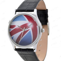 3D UK Flag Watch (Ball)