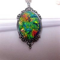 Magic Swamp Necklace