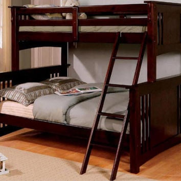 Cleveland Twin over over Full  Bunk Beds