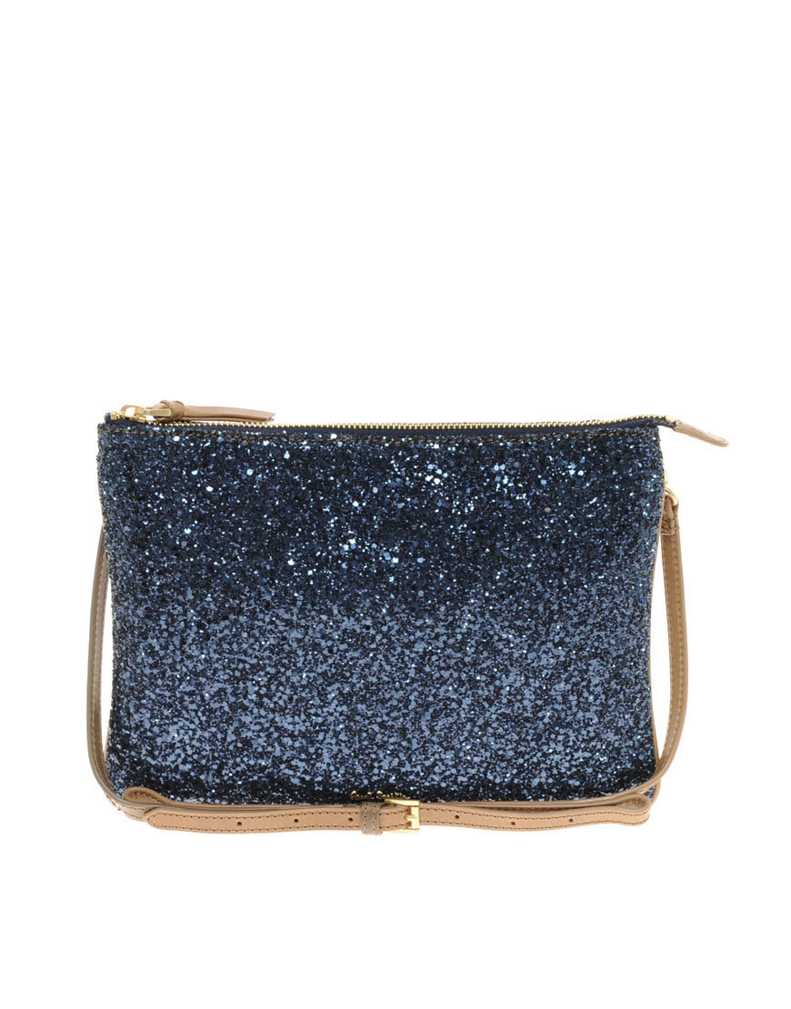 Paul Smith Glitter Hove Bag at asos.com
