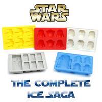 Star Wars The Complete Ice Saga